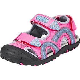 Kamik Seaturtle Sandals Kids magenta